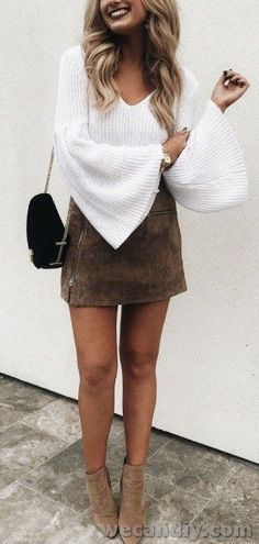 30 Trends Outfits You Need To Try For This Fall Those utility pants . - 30 Trends Outfits You Need To Try For This Fall Those utility pants been sporting with c - Cute Fall Outfits, Fall Winter Outfits, Autumn Winter Fashion, Trendy Outfits, Fashion Outfits, Winter Clothes, Fashion Days, Winter Style, Spring Outfits