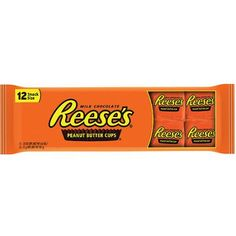 Free 2-day shipping on qualified orders over $35. Buy Reese's Peanut Butter Cups, 0.55 oz, 12 count at Walmart.com