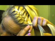 Braiding for beginners - very good tutorial