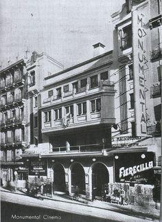 Madrid, patio de butacas