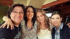 Lou, Amy & Georgie