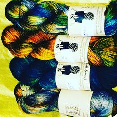 Kit includes the four colorways shown on Merino Silk Fingering. Preorder closes 31 OCTOBER and order fulfillment begins first week of November. Yarns, Wolf, November, Gift Wrapping, Kit, Luxury, Knitting, November Born, Gift Wrapping Paper