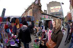 Shoreditch - 10 London neighbourhoods worth exploring | GlobalGrasshopper.com
