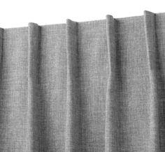 Wave plooi gordijnen | Houses & Interior | Pinterest | Window ...