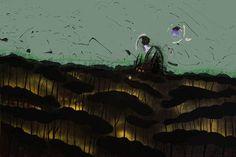 "Saatchi Art Artist Rolf Jansson; Painting, ""Observatory-3"" #art"