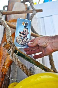 Sailor Covercase! only for strong men! Guscio Store Collaction