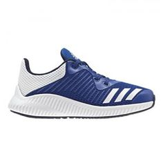 huge discount 8822b 076b7 Tenis adidas Fortarun K Azul Niños Nuevo By8997