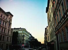 Moving to Kreuzberg with #boxatwork #berlin Kreuzberg in Berlin, Berlin