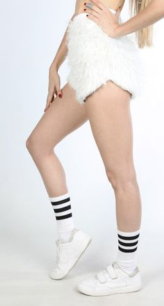 http://pinkyelicious.tictail.com/product/white-fur-shorts