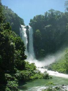 Maria Cristina Falls, Mindanao Island, Philippines
