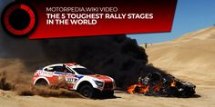 Video - The 5 Toughest Rally Stages in the World. - UK Car Auction Search :: Search ALL UK Car Auctions Rally, Monster Trucks, Auction, World, Search, Car, The World, Automobile, Searching