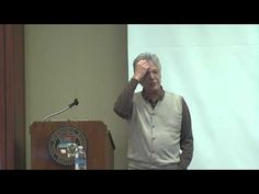 Irving Kirsch: The Emperor's new drugs: Medication and placebo in the treatment of depression - YouTube
