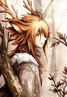 Winter is coming by eikomakimachi on deviantART