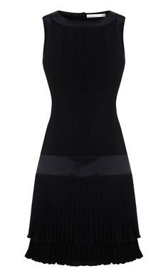 20s pleat dress at karenmillen.com
