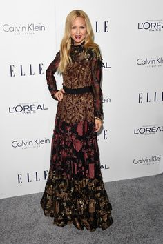 TV personality Rachel Zoe attends the 22nd Annual ELLE Women in Hollywood Awards at Four Seasons Hotel Los Angeles at Beverly Hills on October 19, 2015 in Los Angeles, California.