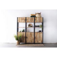Wandkast Keano 200cm | Giga Meubel - Betaalbare meubelen bij Giga Meubel in Soest