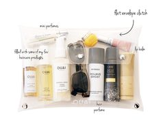 Holiday Gift Guide: Best Travel Beauty Cases - The Beauty Look Book Holiday Gift Guide, Holiday Gifts, Ouai Hair Oil, Expensive Makeup, Beauty Case, Travel Items, Travel Essentials, Travel Hacks, Cosmetic Case