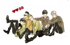 Tags: Anime, K-pop, G-dragon, Big Bang, T.O.P