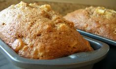 Butter, with a side of Bread // Easy family recipes and reviews.: DOUBLE APPLE WALNUT BREAD