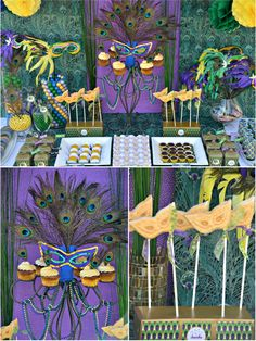 Bird's Party Blog: Mardi Gras Party: Brazilian Style CARNAVAL