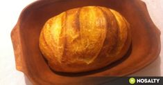 Házi kenyér cserépedényben sütve recept képpel. Hozzávalók és az elkészítés részletes leírása. A házi kenyér cserépedényben sütve elkészítési ideje: 65 perc Recipes, Food Recipes, Rezepte, Recipe, Cooking Recipes