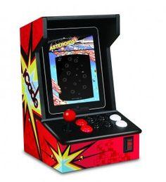 Back to the future... der Fluxkompensator fürs iPad. Damit macht Pacman gleich doppelt soviel Spaß!