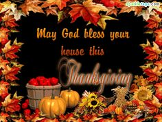 Sending Warm Thanksgiving Blessings from my Heart <3 Home to yours.