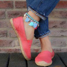 Seashell Ankle Bracelet - Shell Anklets - Enkelbandjes