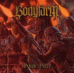 BODYFARM – 'Battle Breed' Coverartwork und die Tracklist bekanntgegeben !!! | Metalunderground