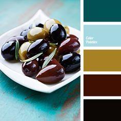 aqua, black, Blue Color Palettes, brown, color matching, color palette, color solution for renovation, hot blue, mustard, olive, olive color.