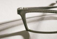 3ders.org - First 3D printed custom titanium eyewear | 3D Printer News & 3D Printing News
