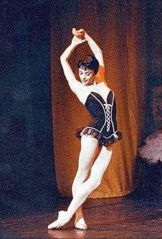 Alessandra Ferri in Carmen, Palais Garnier, 1992