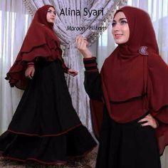 alina hitam 99, spdk korea, sleting dpn, jilbab belah,ld 95 smp 105, pjg 139 cm  Hai Reseller alyla, di cek yuk upload product kita Untuk order bisa contact kita di: line@: @alylagamis WA: 0812 8045 6905 Toko: Tanah abang blok B lantai 5 los D no.71-73 Hai sis aku mau cerita sedikit nih kita adalah konveksi baju muslim yang membuat gamis syari dan hijab, semua produk kita buat sendiri, otomatis harga udah pasti termurah lho. Semua model di produksi secara terbatas dengan kualitas produksi…