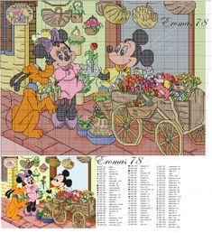 topolino fiorista a richiesta - Blog di Eromas