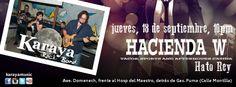 Karaya @ Hacienda W, Hato Rey #sondeaquipr #karayarockband #haciendaw #hatorey #sanjuan