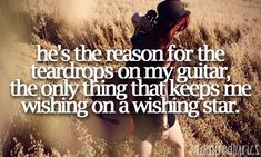 I hardly like Taylor Swift, but I do think it's cool she writes her own songs. & I do think these are very clever lyrics. Love Songs Lyrics, Song Quotes, Music Quotes, Lyrics Lyrics, Qoutes, Life Quotes, Country Music Lyrics, Country Songs, Music Is My Escape