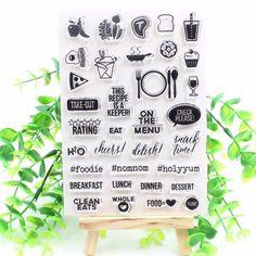 Carimbo Planner CR00502  tamanho da cartela 10,5cm x 14,5m, são desenhos individuais. Podem ser destacados separadamente Este produto você encontra nas lojas Bala Mental,entre em contato conosco em nossa fan page: