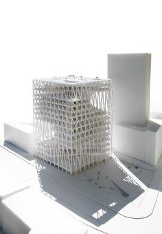 Estonian Academy of Arts by EFFEKT Architects 2008