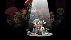 MERCENARY KINGS ©Tribute Games 2014 on Behance