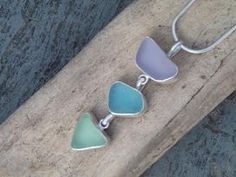 sea glass jewelery