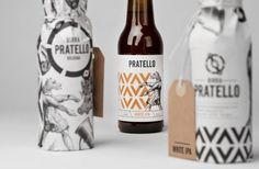 """30 Beautiful Beer Label Designs"" is published by Daniel Nelson in From up North"