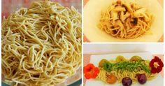 Comment accommoder un reste de spaghettis en 2 recettes simples (Vegan) ?