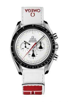 Eye Catching Watches - Omega Speedmaster Moonwatch Alaska Project Watch