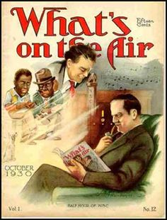 What's On The Air Magazine 1930