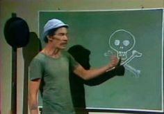A metodologia do professor Madruga