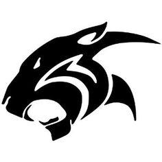tattoo jaguar tribal - Google Search
