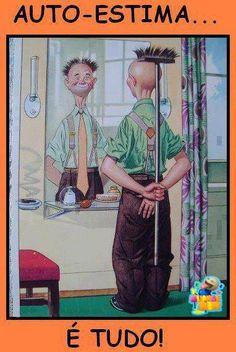 Pode querer bem aos outros quem não quer bem a si mesmo?...