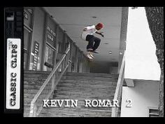 Kevin Romar Skateboarding Classic Clips #188 Part 2 Wilshire 15 - http://DAILYSKATETUBE.COM/kevin-romar-skateboarding-classic-clips-188-part-2-wilshire-15/ - http://www.youtube.com/watch?v=YMq53yAByRI&feature=youtube_gdata  Kevin Romar with his second Classic Clips part! Kevin handles the Wilshire 15 with a massive Nollie Heelflip! Peep! For more Skateboarding Classic Clips EVERY THURSDAY please subscribe: ... - #188, classic, clips, kevin, part, romar, skateboarding, wilsh