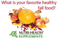 What is your favorite fall food?  #FallFood #HealthyEating