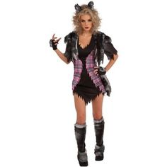 The inspiration for my costume! I will say that I think I did it better but we'll see!